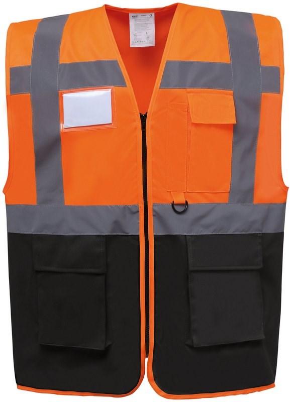 Yoko Signalisatie multifunctioneel executive vest