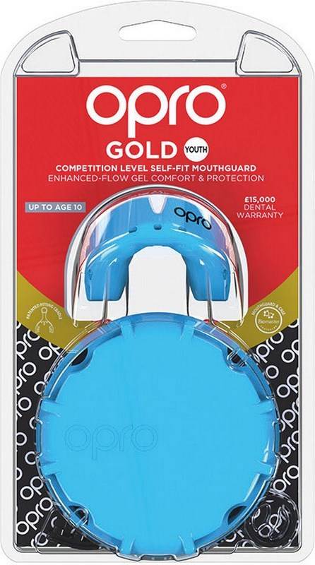 Opro Gold Junior GEN4 Mouthguard