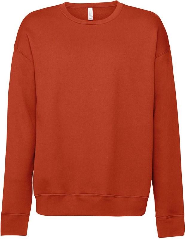 Bella + Canvas Sweater ronde hals