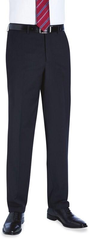 Brook Taverner Avalino Flat Front Trouser