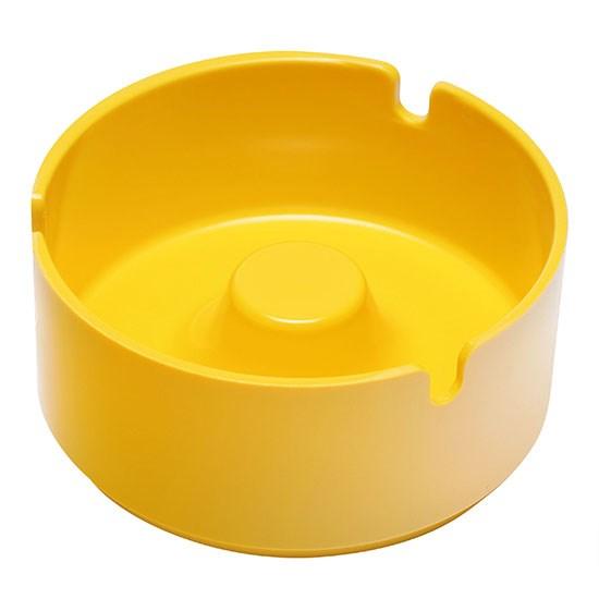 Bild Aschenbecher, stapelbar, gelb