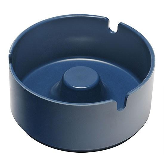 Bild Aschenbecher, stapelbar, blau