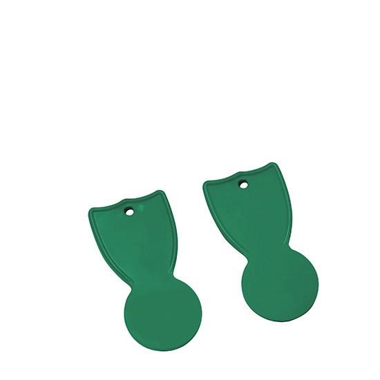 Bild 1€-Chip, grün