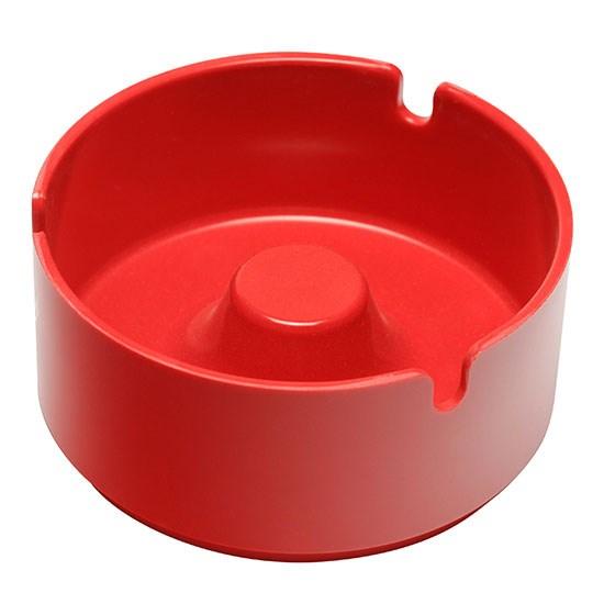 Bild Aschenbecher, stapelbar, rot