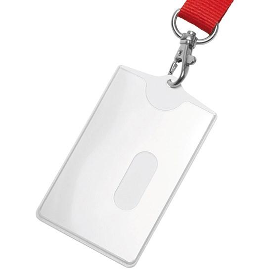 Bild Kartenhalter, glasklar