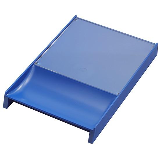 Bild Zahlteller, blau