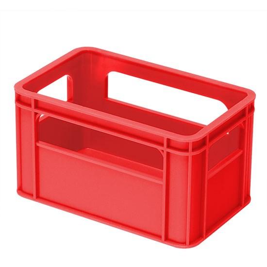 Bild Bierdeckelständer, rot
