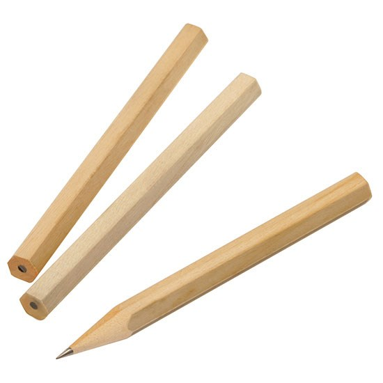 Bild Bleistift, kurz, beige