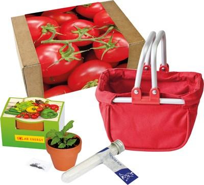Bild Utensilo Naschgemüse, Tomate, 1-4 c Digitaldruck inklusive
