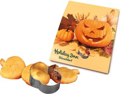 Bild Backe Deinen Halloween Kürbis, 1-4 c Digitaldruck inklusive