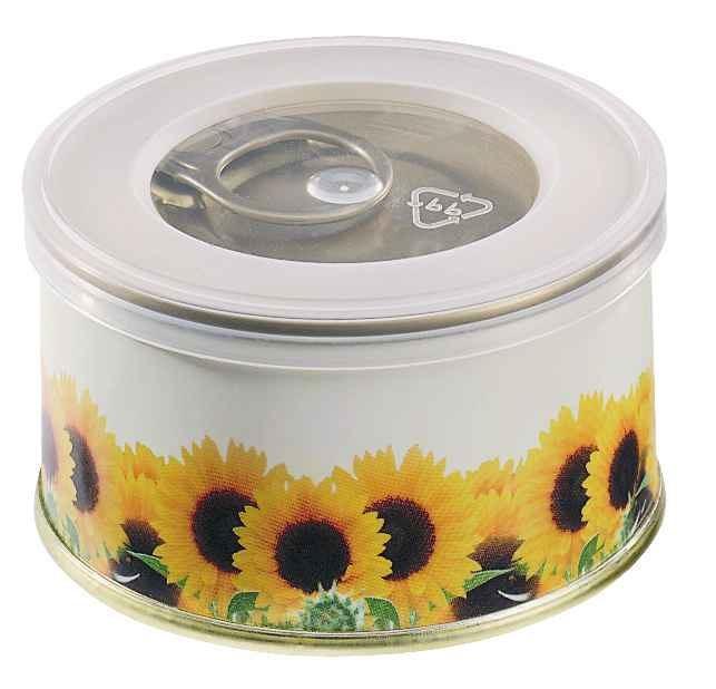 Bild Minigarten Sonne ohne Magnet, Ø 73 x 38 mm, 1-4 c Digitaldruck inklusive