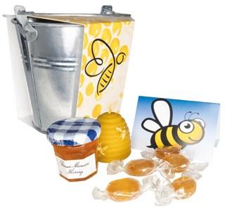 Bild Bienen-Set, 1-4 c Digitaldruck inklusive