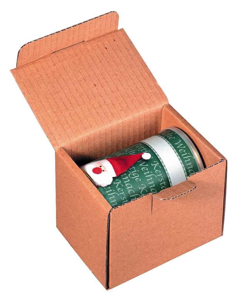 Bild Einzelversand-Karton Dose, 135 x 95 x 110 mm